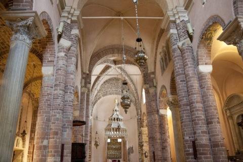 旧市街 トリプン大聖堂 世界遺産