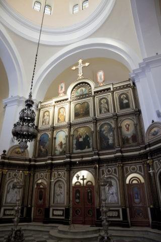 旧市街 聖ニコラ教会 世界遺産