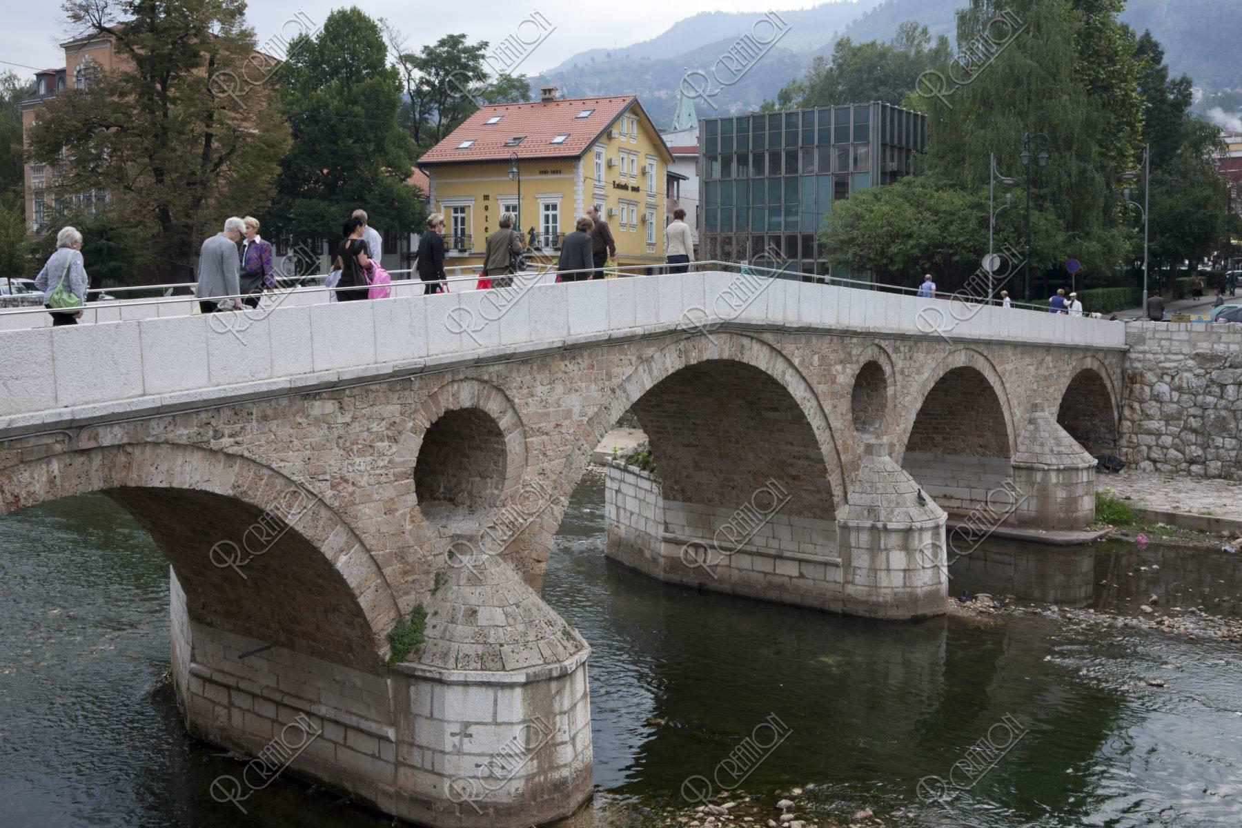 ラテン橋 (プリンツィプ橋)