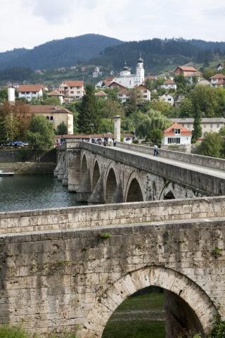 メフメットパシャソコロヴィチ橋 (ドリナ橋)世界遺産