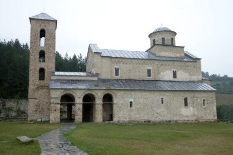 ソポチャニ修道院 世界遺産