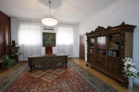 チトー元大統領の執務室