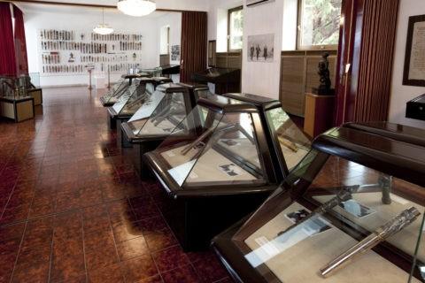 チトー元大統領の博物館