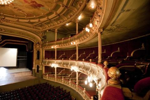 国立劇場 観客席