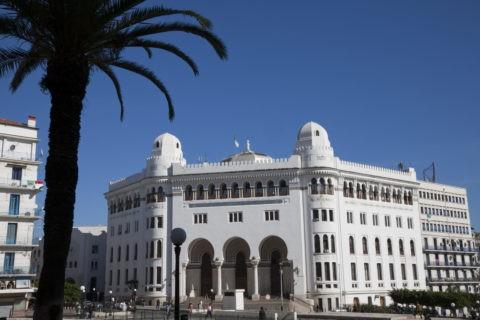 アルジェ中央郵便局