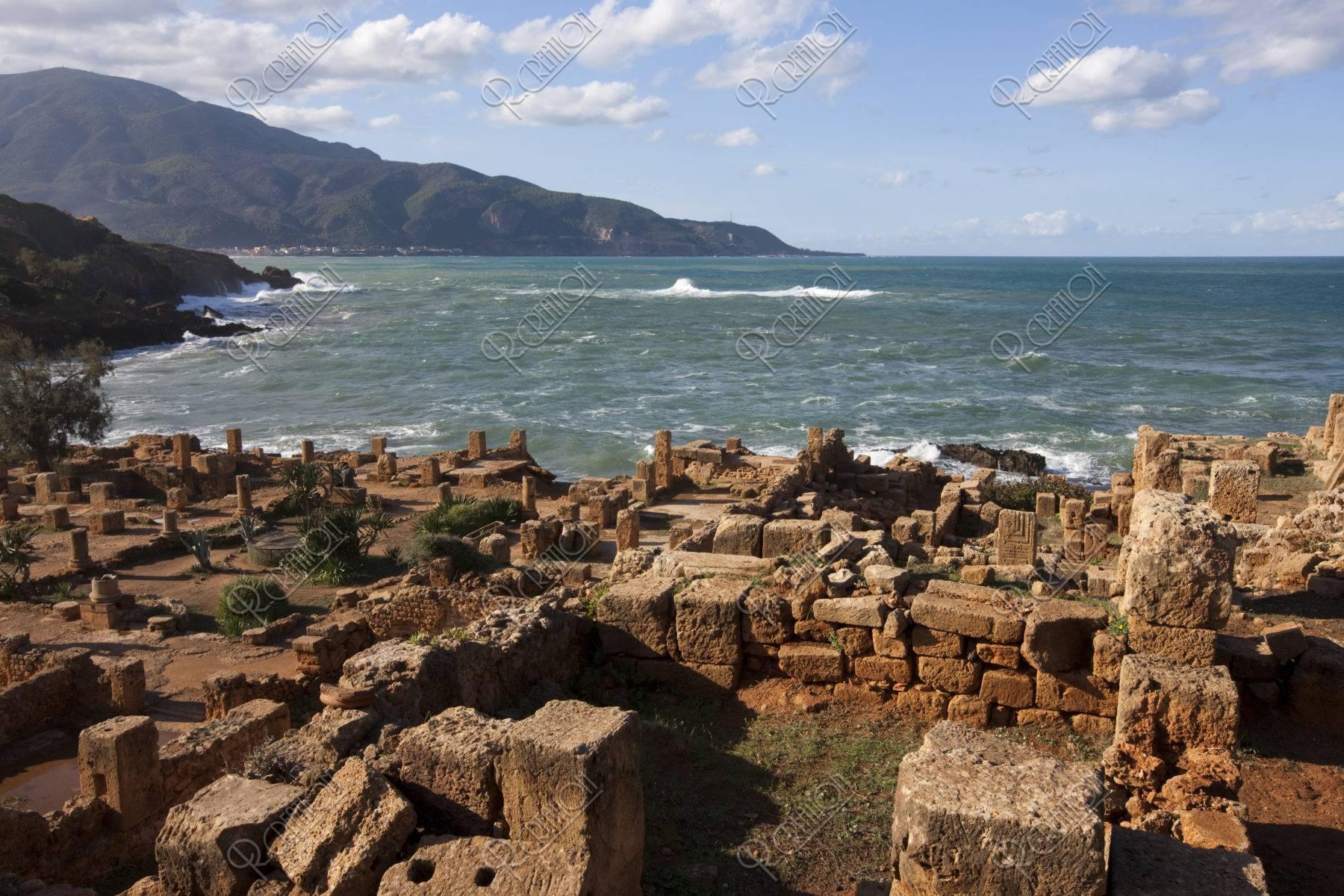 ティパサの考古遺跡 世界遺産