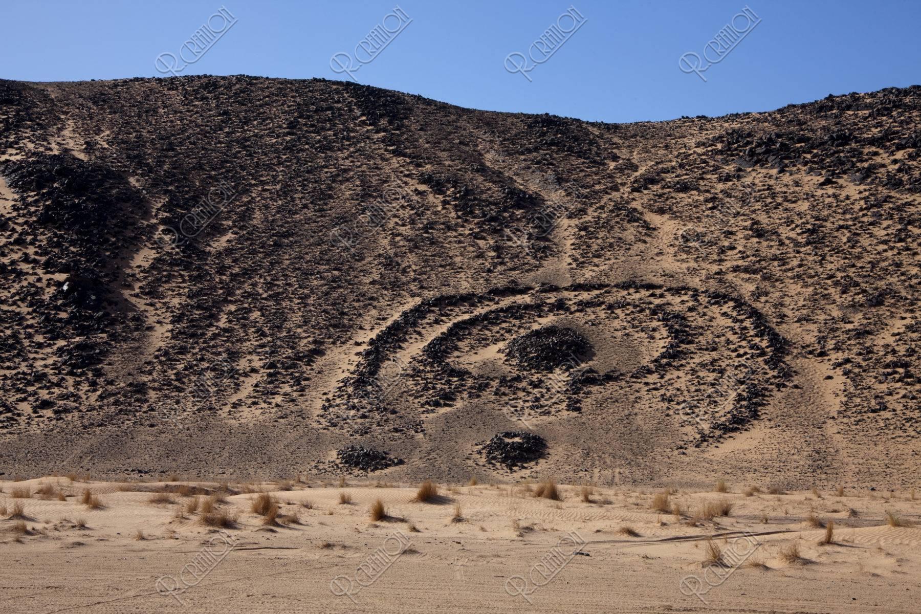 ガラマント人の墓 世界遺産