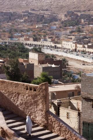 ムザブの谷 ガルダイアの町 世界遺産