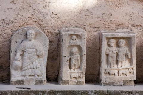 ティムガット遺跡 墓標 世界遺産