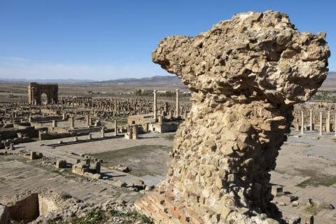 ティムガット遺跡 凱旋門 世界遺産