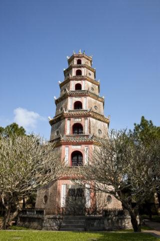 ティエンムー寺 七重塔