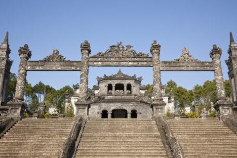 カイディン帝廟 世界遺産