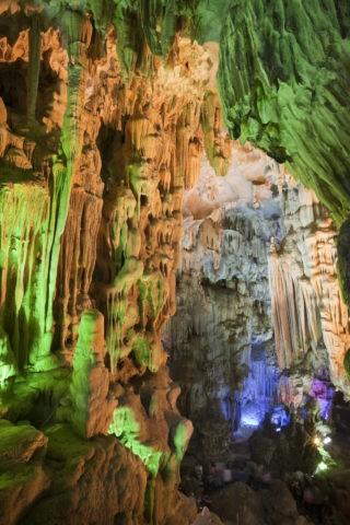 ハロン湾 ティエンクン洞 世界遺産