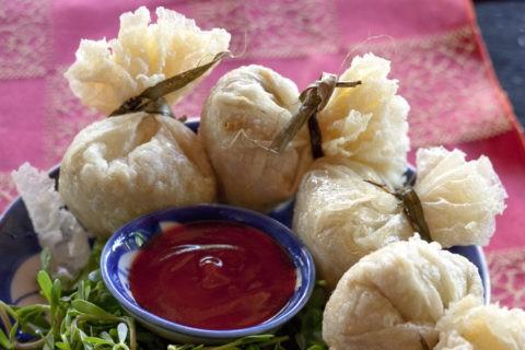 ベトナム料理 揚ワンタン