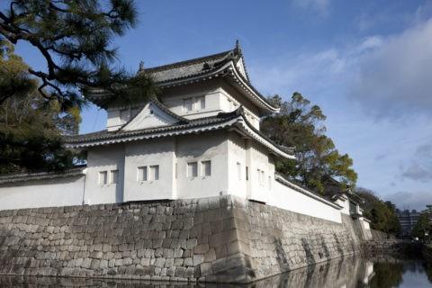 二条城東南隅櫓 世界遺産