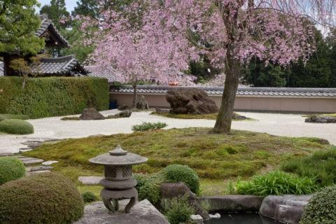 正法寺 鳥獣の庭