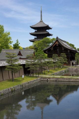 東寺 五重塔 世界遺産