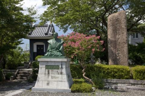 石田三成公銅像