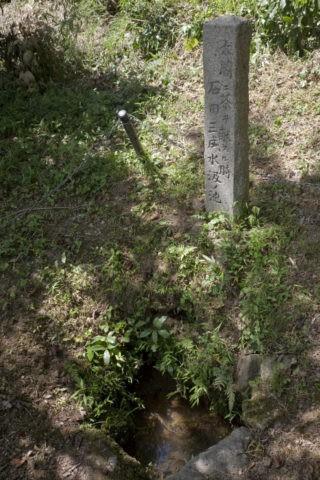 観音寺 水汲みの井戸