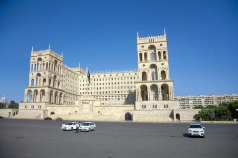 政府市庁舎