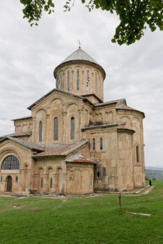 ゲラティ修道院 w