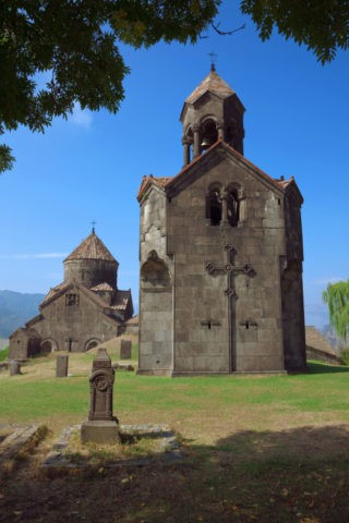 ハフパット修道院 鐘楼 w