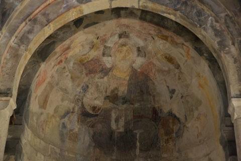 ハフパット修道院 フレスコ画 w