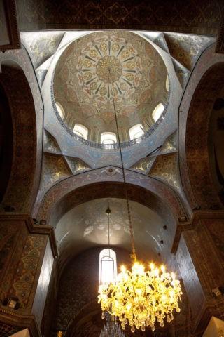 エチミアジン大聖堂 ドーム w