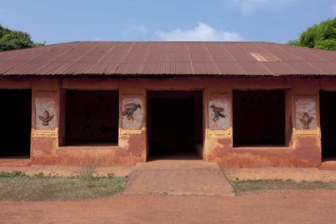 アボメイの王宮