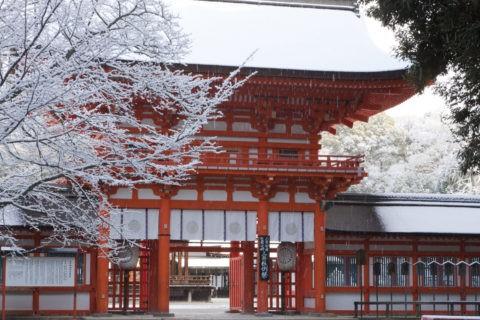 下鴨神社 世界遺産