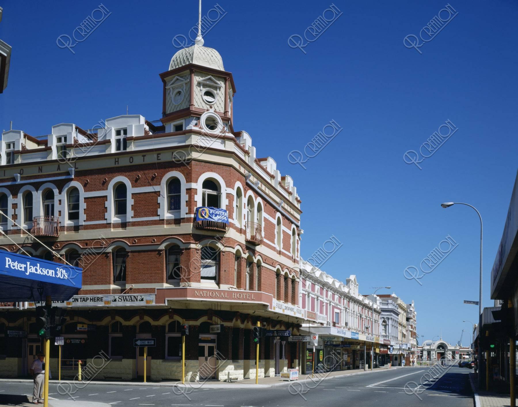 フリーマントル オーストラリア
