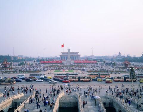 天安門広場 世界遺産