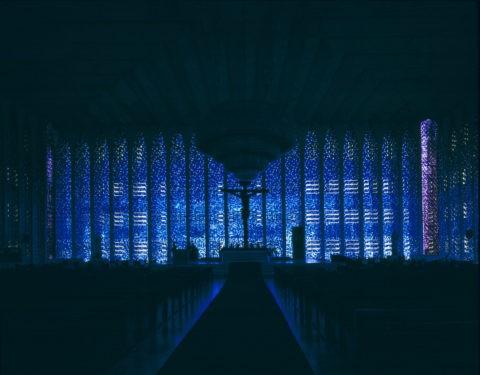 ドン・ボスコ聖堂内部 W