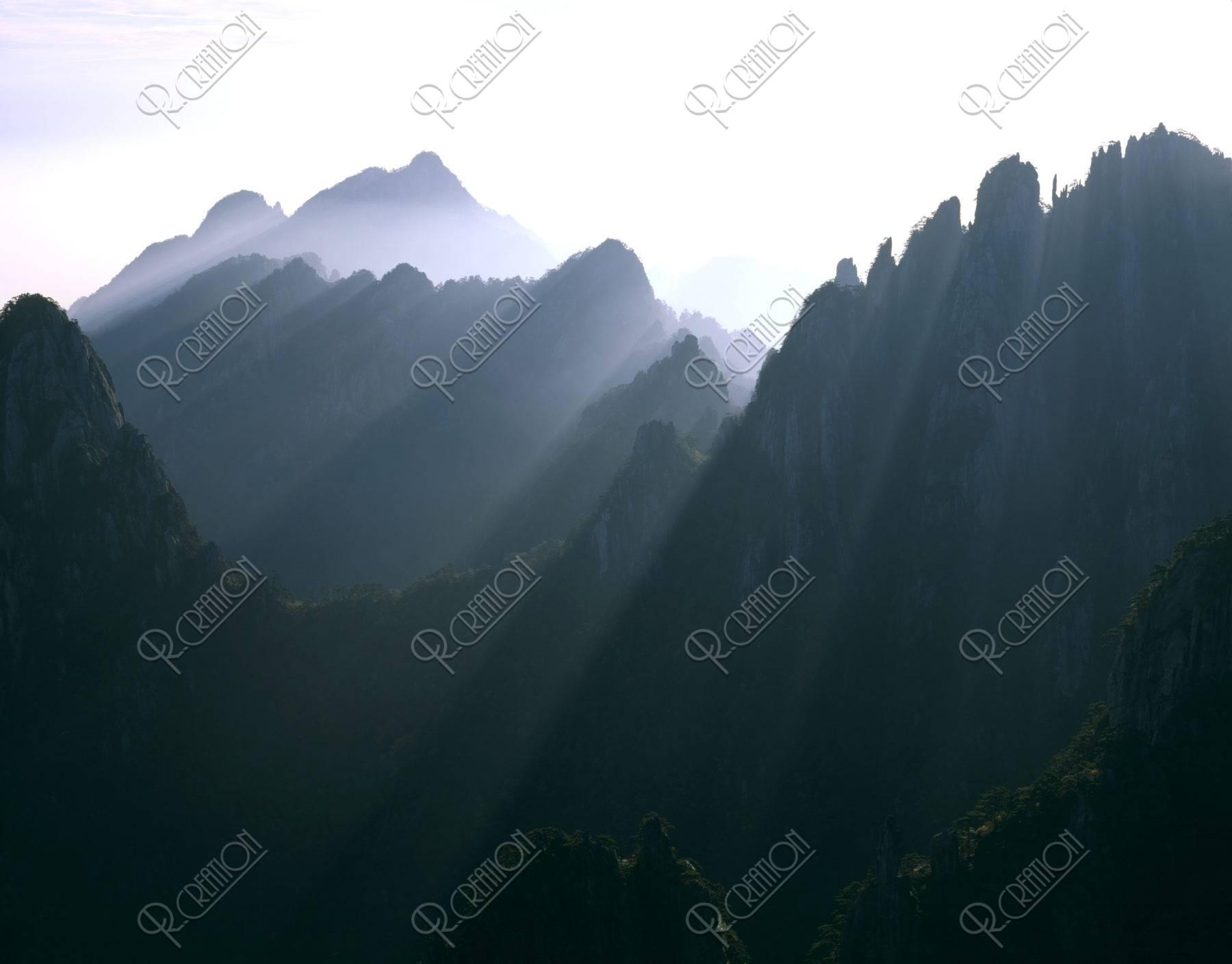 黄山 世界遺産