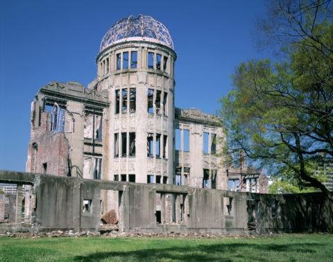 原爆ドーム 世界遺産
