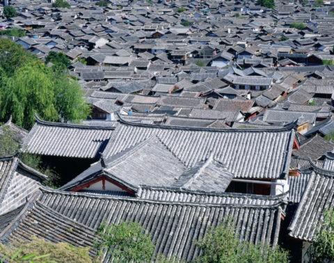 麗江古街 世界遺産
