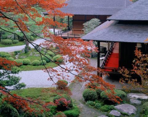 曼殊院 京都