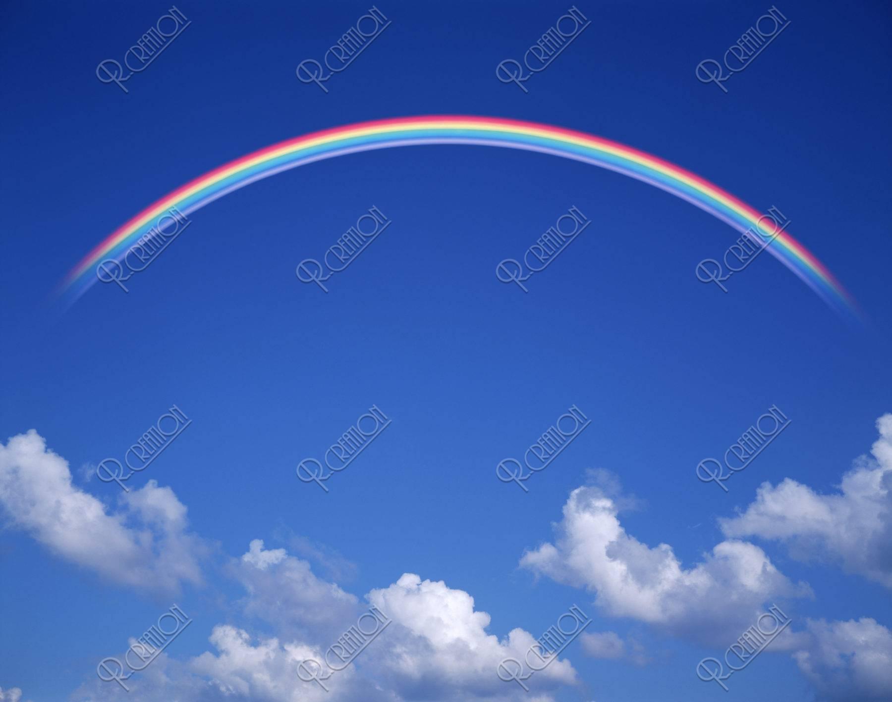 空と雲と虹 マルジブ