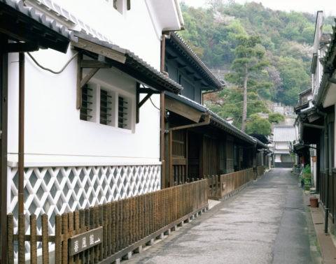 竹原(安芸の小京都)春風館