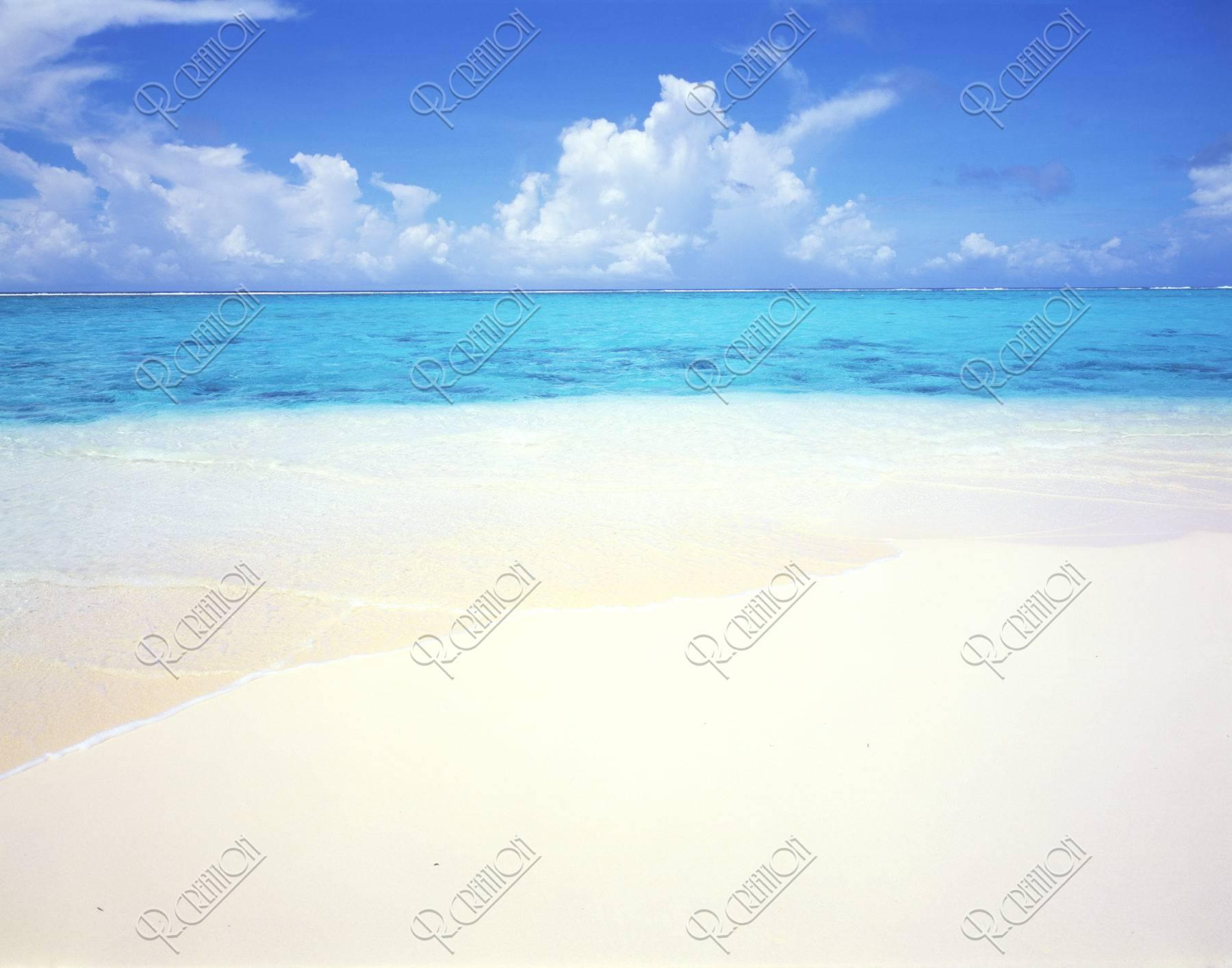 マニャガハ島の浜 サイパン