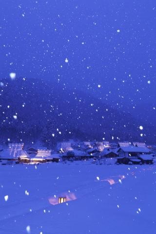 美山町 雪灯廊