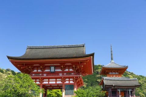 清水寺 楼門