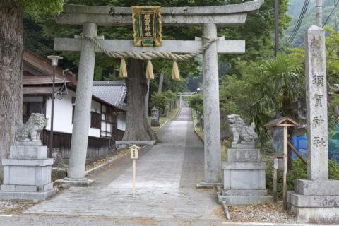 菅浦 須賀神社