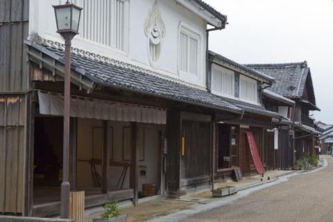 関町 重要伝統的建造物群保存地区