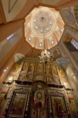 ワシリー寺院内部
