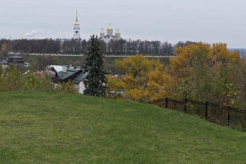 ウスペンスキー大聖堂展望