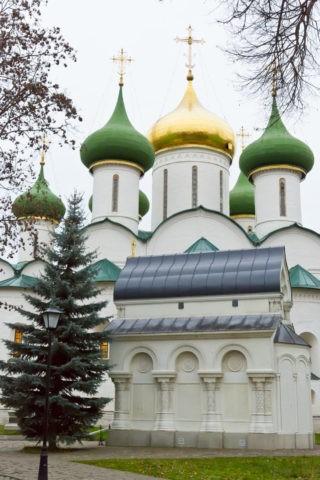 スパソプレオブラジェーンスキー聖堂