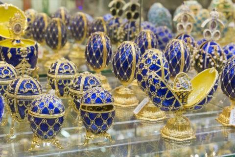 土産物 イースターの卵
