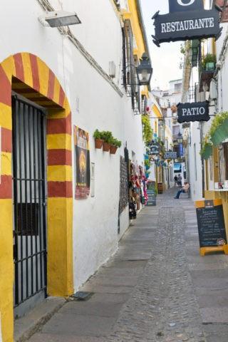 コルドバ旧市街