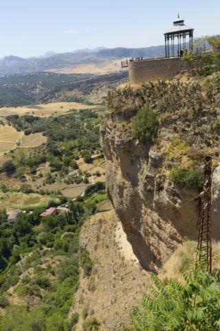 タホ峡谷 展望台